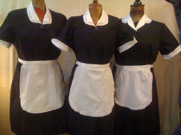uniforme de mucama