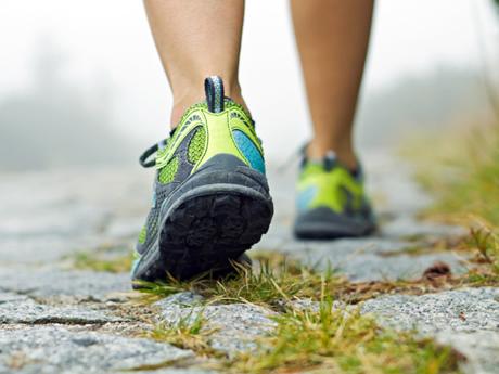 Walking to Improve Running