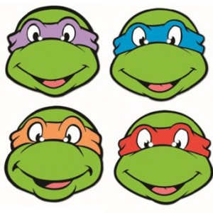 4-ninja-turtles-maskertjes