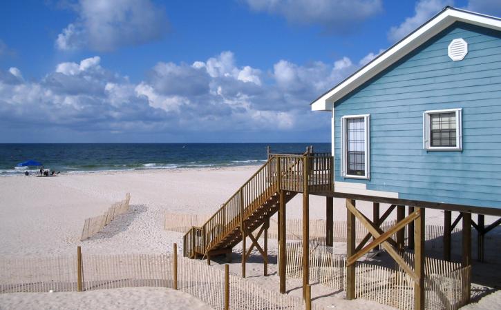 Decorar una casa en la playa 1