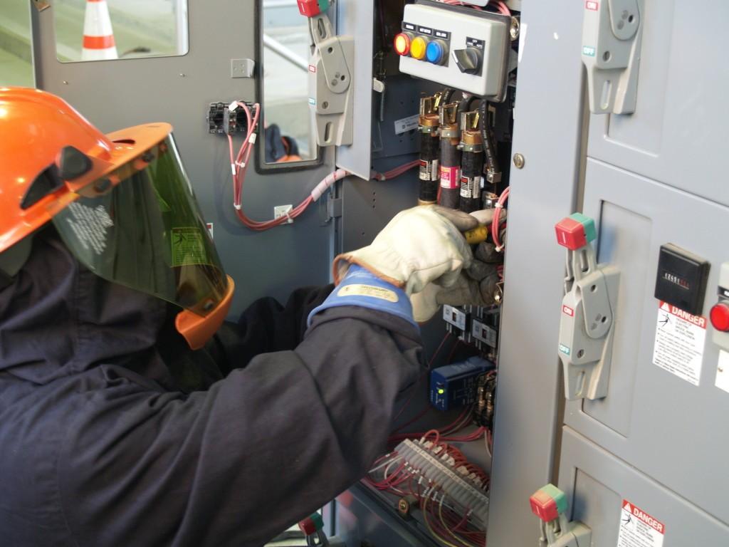 Seguridad El 233 Ctrica En El 225 Mbito Laboral
