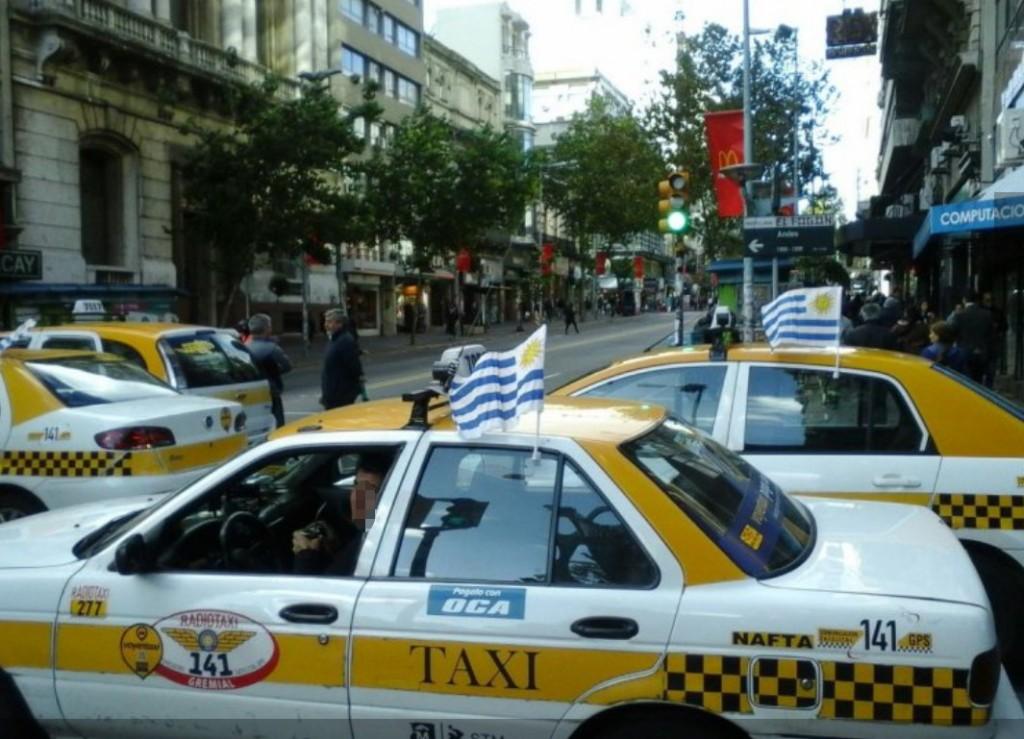 taxi uruguay