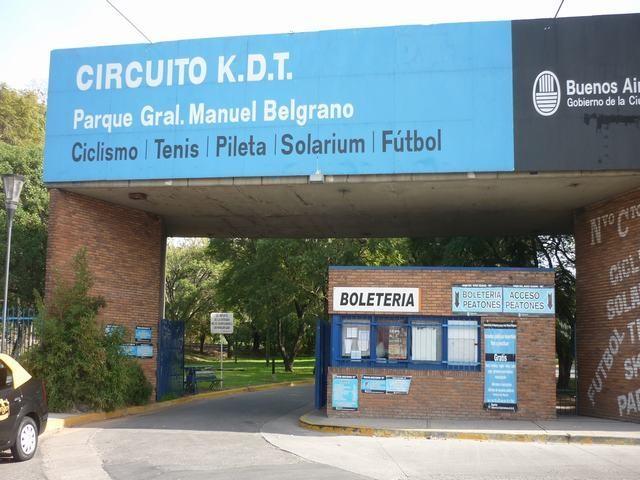 Circuito Kdt Horarios : Denuncian robo con lesiones dentro del circuito kdt